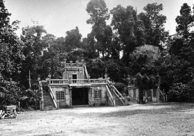 The Kiosk Paronella Park Innisfail c 1935
